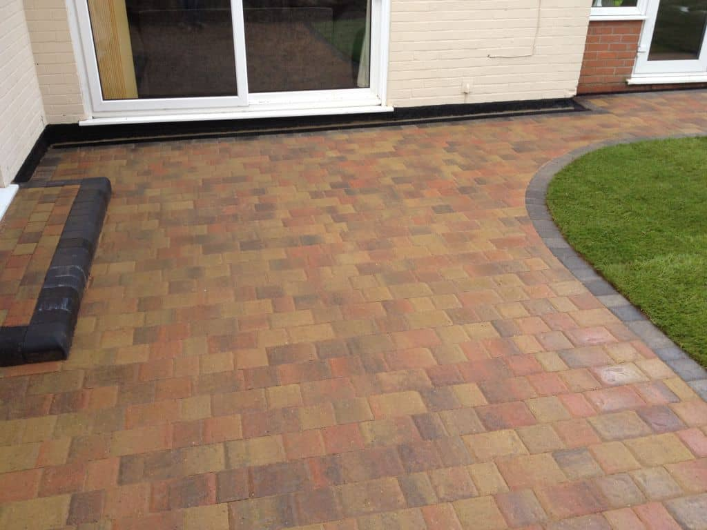 paving in Lincolnshire